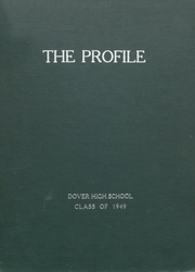 1949 Edition, Dover High School - Profile Yearbook (Dover, NH)