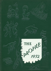 1952 Edition, Dover High School - Profile Yearbook (Dover, NH)