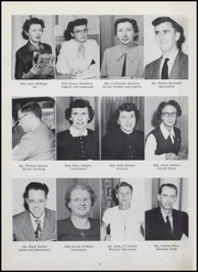 Page 12, 1953 Edition, Dover High School - Profile Yearbook (Dover, NH) online yearbook collection