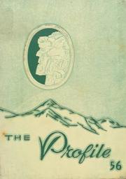 1956 Edition, Dover High School - Profile Yearbook (Dover, NH)