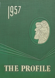 1957 Edition, Dover High School - Profile Yearbook (Dover, NH)