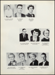 Page 12, 1957 Edition, Dover High School - Profile Yearbook (Dover, NH) online yearbook collection