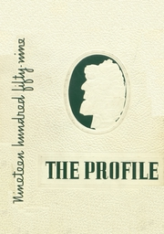 1959 Edition, Dover High School - Profile Yearbook (Dover, NH)