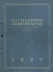 Keene High School - Salmagundi Yearbook (Keene, NH) online yearbook collection, 1927 Edition, Page 1