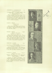 Page 37, 1929 Edition, Keene High School - Salmagundi Yearbook (Keene, NH) online yearbook collection