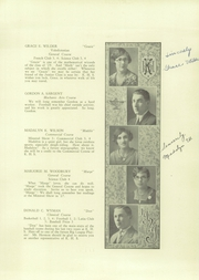 Page 41, 1929 Edition, Keene High School - Salmagundi Yearbook (Keene, NH) online yearbook collection