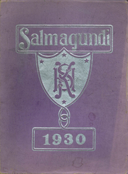 Page 1, 1930 Edition, Keene High School - Salmagundi Yearbook (Keene, NH) online yearbook collection