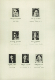 Page 14, 1930 Edition, Keene High School - Salmagundi Yearbook (Keene, NH) online yearbook collection