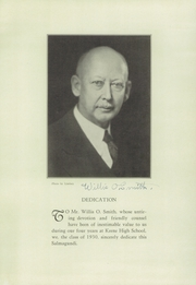 Page 5, 1930 Edition, Keene High School - Salmagundi Yearbook (Keene, NH) online yearbook collection