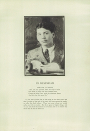 Page 7, 1930 Edition, Keene High School - Salmagundi Yearbook (Keene, NH) online yearbook collection
