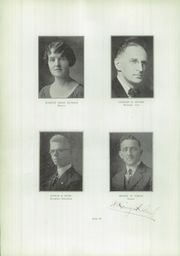 Page 12, 1931 Edition, Keene High School - Salmagundi Yearbook (Keene, NH) online yearbook collection