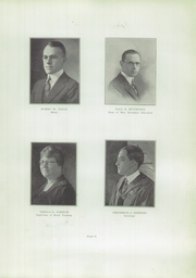 Page 13, 1931 Edition, Keene High School - Salmagundi Yearbook (Keene, NH) online yearbook collection