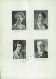 Page 14, 1931 Edition, Keene High School - Salmagundi Yearbook (Keene, NH) online yearbook collection