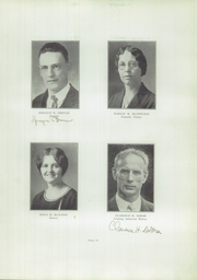 Page 15, 1931 Edition, Keene High School - Salmagundi Yearbook (Keene, NH) online yearbook collection