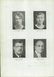 Page 16, 1931 Edition, Keene High School - Salmagundi Yearbook (Keene, NH) online yearbook collection