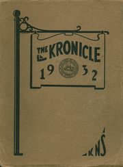 Page 1, 1932 Edition, Keene High School - Salmagundi Yearbook (Keene, NH) online yearbook collection