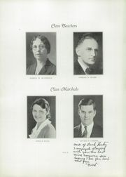Page 10, 1932 Edition, Keene High School - Salmagundi Yearbook (Keene, NH) online yearbook collection