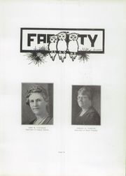 Page 15, 1932 Edition, Keene High School - Salmagundi Yearbook (Keene, NH) online yearbook collection