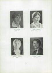 Page 16, 1932 Edition, Keene High School - Salmagundi Yearbook (Keene, NH) online yearbook collection