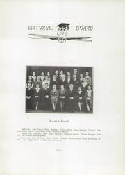 Page 7, 1932 Edition, Keene High School - Salmagundi Yearbook (Keene, NH) online yearbook collection