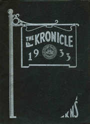 Keene High School - Salmagundi Yearbook (Keene, NH) online yearbook collection, 1933 Edition, Page 1