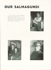 Page 11, 1946 Edition, Keene High School - Salmagundi Yearbook (Keene, NH) online yearbook collection