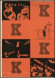 Page 2, 1954 Edition, Keene High School - Salmagundi Yearbook (Keene, NH) online yearbook collection