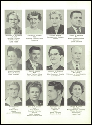 Page 11, 1956 Edition, Keene High School - Salmagundi Yearbook (Keene, NH) online yearbook collection