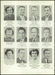 Page 12, 1956 Edition, Keene High School - Salmagundi Yearbook (Keene, NH) online yearbook collection