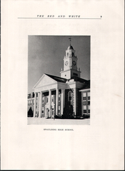 Page 11, 1949 Edition, Spaulding High School - Red and White Yearbook (Rochester, NH) online yearbook collection
