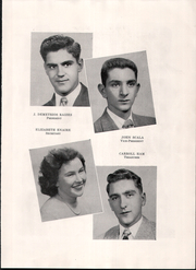 Page 13, 1949 Edition, Spaulding High School - Red and White Yearbook (Rochester, NH) online yearbook collection