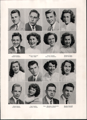 Page 15, 1949 Edition, Spaulding High School - Red and White Yearbook (Rochester, NH) online yearbook collection