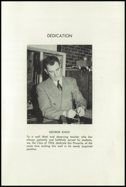Page 9, 1954 Edition, Exeter High School - Pinnacle High School (Exeter, NH) online yearbook collection