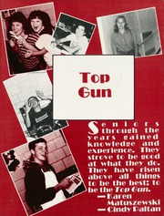 Page 11, 1987 Edition, Londonderry High School - Reflections Yearbook (Londonderry, NH) online yearbook collection