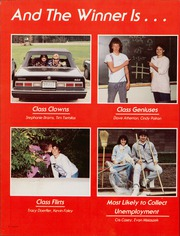 Page 12, 1987 Edition, Londonderry High School - Reflections Yearbook (Londonderry, NH) online yearbook collection