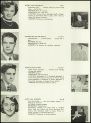 Page 12, 1956 Edition, Milford High School - Spartan Yearbook (Milford, NH) online yearbook collection