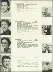 Page 16, 1956 Edition, Milford High School - Spartan Yearbook (Milford, NH) online yearbook collection