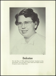 Page 5, 1956 Edition, Milford High School - Spartan Yearbook (Milford, NH) online yearbook collection