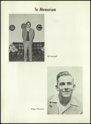 Page 6, 1956 Edition, Milford High School - Spartan Yearbook (Milford, NH) online yearbook collection
