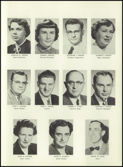 Page 9, 1956 Edition, Milford High School - Spartan Yearbook (Milford, NH) online yearbook collection