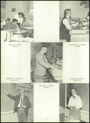 Page 10, 1959 Edition, Milford High School - Spartan Yearbook (Milford, NH) online yearbook collection
