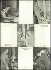 Page 12, 1959 Edition, Milford High School - Spartan Yearbook (Milford, NH) online yearbook collection
