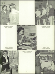 Page 13, 1959 Edition, Milford High School - Spartan Yearbook (Milford, NH) online yearbook collection
