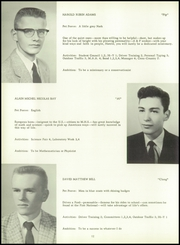 Page 16, 1959 Edition, Milford High School - Spartan Yearbook (Milford, NH) online yearbook collection