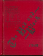 1949 Edition, Stevens High School - Red and Black Yearbook (Claremont, NH)