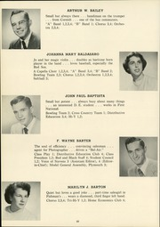 Page 14, 1952 Edition, Stevens High School - Red and Black Yearbook (Claremont, NH) online yearbook collection