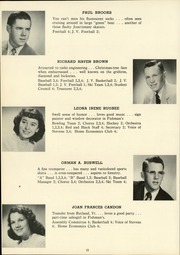 Page 16, 1952 Edition, Stevens High School - Red and Black Yearbook (Claremont, NH) online yearbook collection