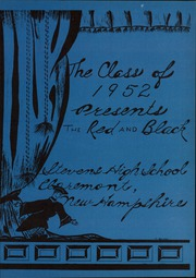 Page 5, 1952 Edition, Stevens High School - Red and Black Yearbook (Claremont, NH) online yearbook collection