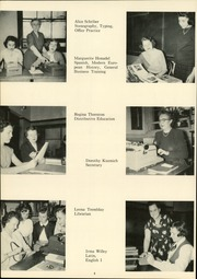 Page 8, 1952 Edition, Stevens High School - Red and Black Yearbook (Claremont, NH) online yearbook collection