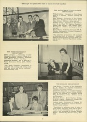 Page 10, 1953 Edition, Stevens High School - Red and Black Yearbook (Claremont, NH) online yearbook collection